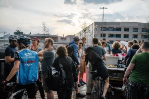 Grand Opening Oberhafen Connection