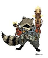 RACCOONS IN THE NEWS: Raccoon Casting