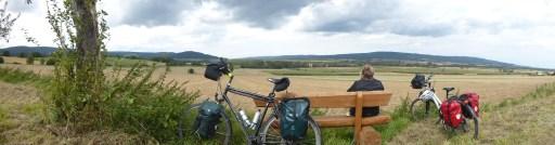 Auf dem Weg nach Hildesheim