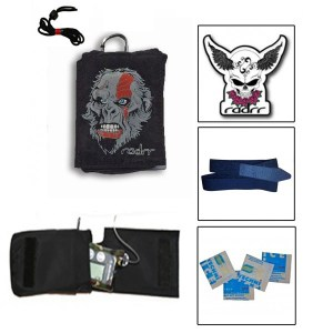 Boys Angry Monkey Value Pack for Insulin Pumps