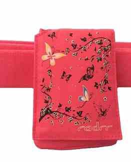Insulin-Pump-Universal-Case-Pink-Butterflies-Design-with-Belt-B013E3EGJK