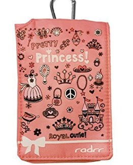 Insulin-Pump-Universal-Case-Pink-Princess-Design-B078PLSM9N