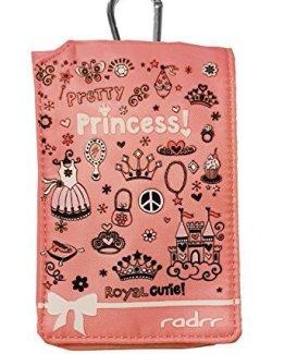 Insulin-Pump-Universal-Case-Pink-Princess-Design-B078PLSM9N