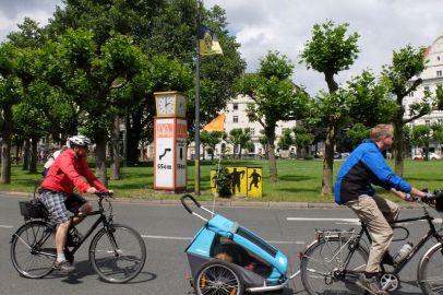 Rad-Sternfahrt DO