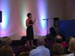 Katryn Welch, organiser