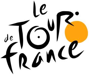 Logo der Tour de France