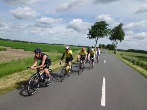 Mit dem Radsportteam auf den Spuren der Deutschlandtour