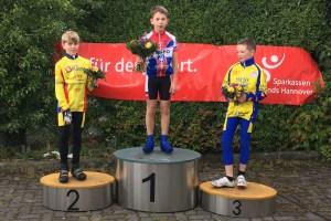 Zweiter Platz für Paul Michaelis (U11) in Langenhagen und Borsum
