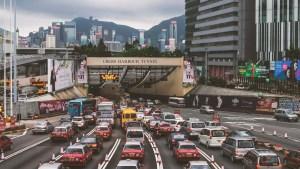 bad traffic jam