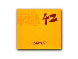 "Boppin'B CD ""42"""