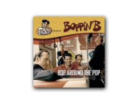 "Boppin'B CD ""Bop Around The Pop"""