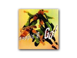 """Boppin'B CD """"Go"""""""