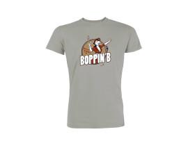 "Boppin'B T-Shirt ""Revolina – opal"" Man"