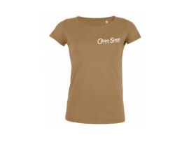 """Colos Saal T-Shirt """"Walnut"""" Woman"""