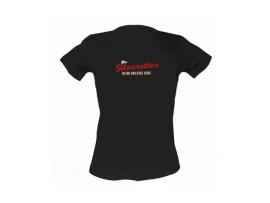 """The Silverettes T-Shirt """"Schriftzug"""" Woman"""