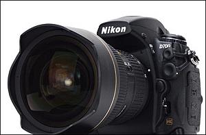 Nikon D700 cu 14-24/2.8