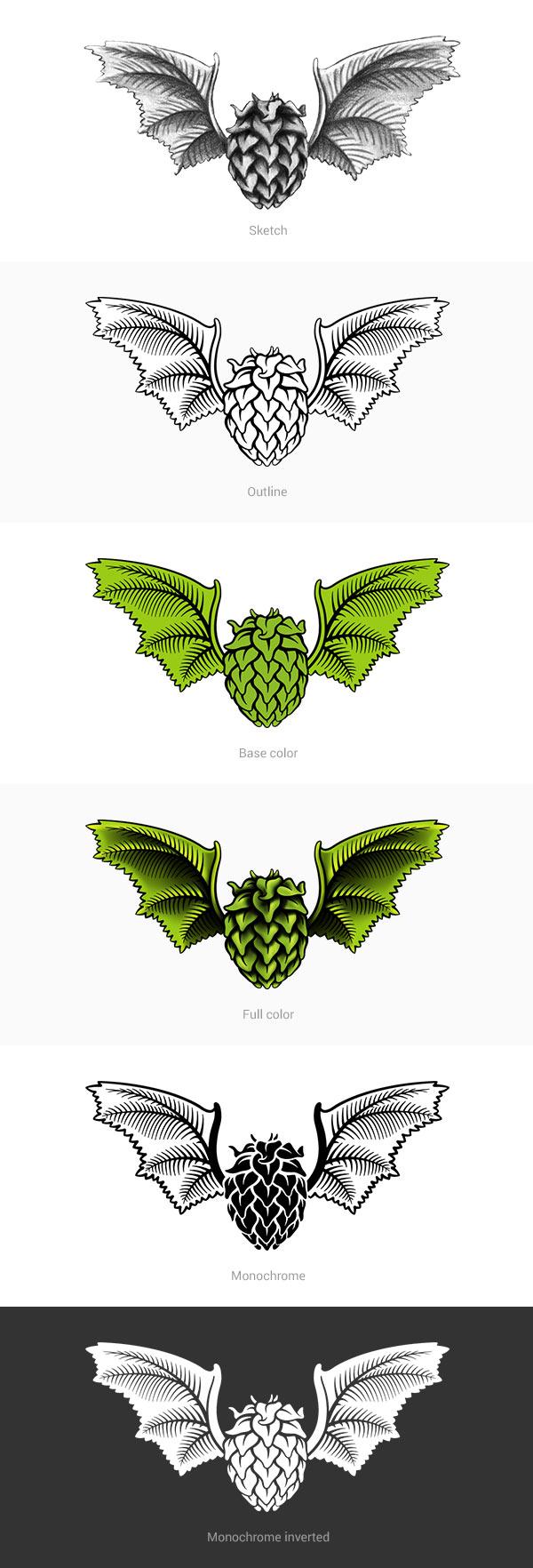 Hops bat