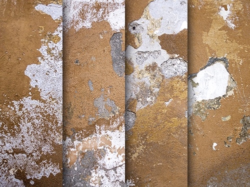 Grunge cracked wall