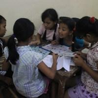 Pentru copiii din Bali