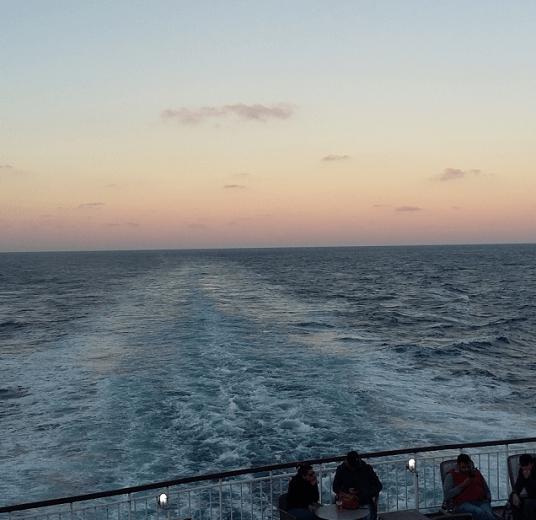 Corrispondenze dall'Atlantico