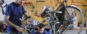 Fahrradladen Radwelt - Fahrradwerkstatt