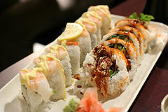 Harusame: Delicious Sushi and Japanese Cuisine in Ardmore, a Short Trip from Radwyn Apartments in Ardmore