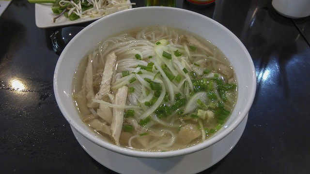 Sink Your Spoon into Vietnamese Soup at Pho Street, Not Far From Radwyn Apartments