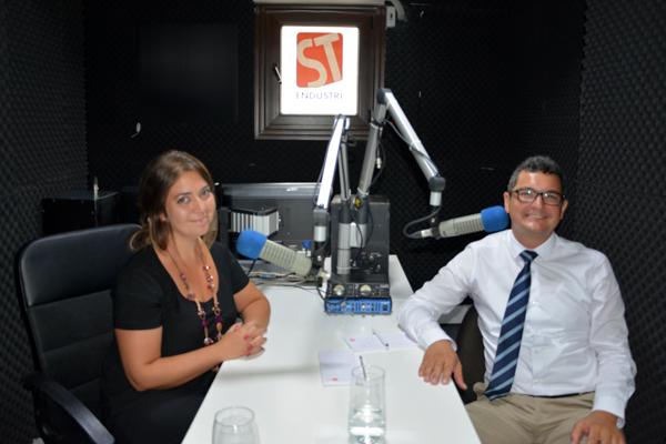 """Fornax Kurucu Ortağı Ve Genel Müdürü Cihan Balaban: """"Endüstri Ve Yazılım Olmak üzere Iki Alanda Hizmet Veriyoruz"""""""