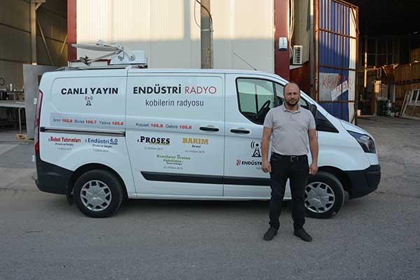 Kantec Otomasyon Proje Müdürü Kaan Akdoğan