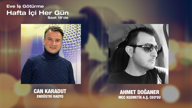 MCC Kozmetik A. Ş. CEO'su Ahmet Doğaner: Kimya & Kozmetik Sektörü