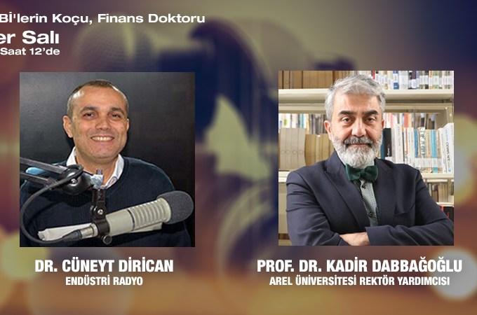 Arel Üniversitesi Rektör Yardımcısı Prof. Dr. Kadir Dabbağoğlu: Mesleki Ve Akademik Eğitimde Yeni Normal Dönüşümü şart Koşuyor