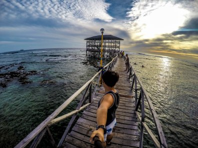 Cloud Nine, General Luna, Siargao Island
