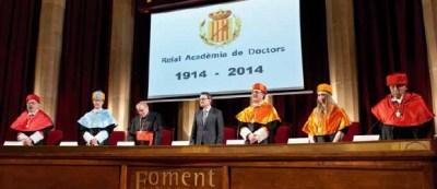 Commemoració del centenari de la RAED (1914-2014). 7 abril 2014