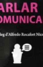 Portada libro Parlar o Comunicar Jordi Adell Herrera