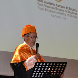 Discurso de ingreso del Premio Nobel Christopher Pissarides
