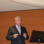 Rafael Blesa presenta un esperançador estudi per diagnosticar i combatre la malaltia d'Alzheimer