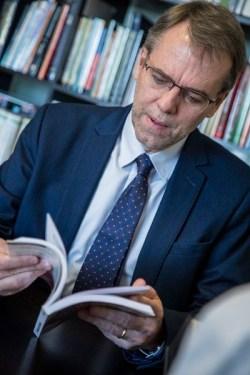 Dr. Oriol Amat Salas en El Punt Avui - Un país mejor