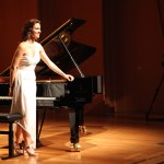 Concierto de piano de Cristina Casale