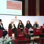 Debate mujeres que cambian el mundo, organizado por la RAED