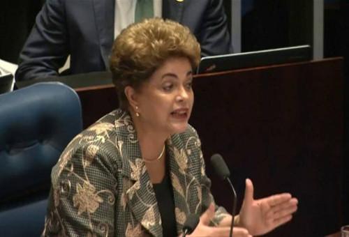 Dilma Rouseff expresidenta de Brasil