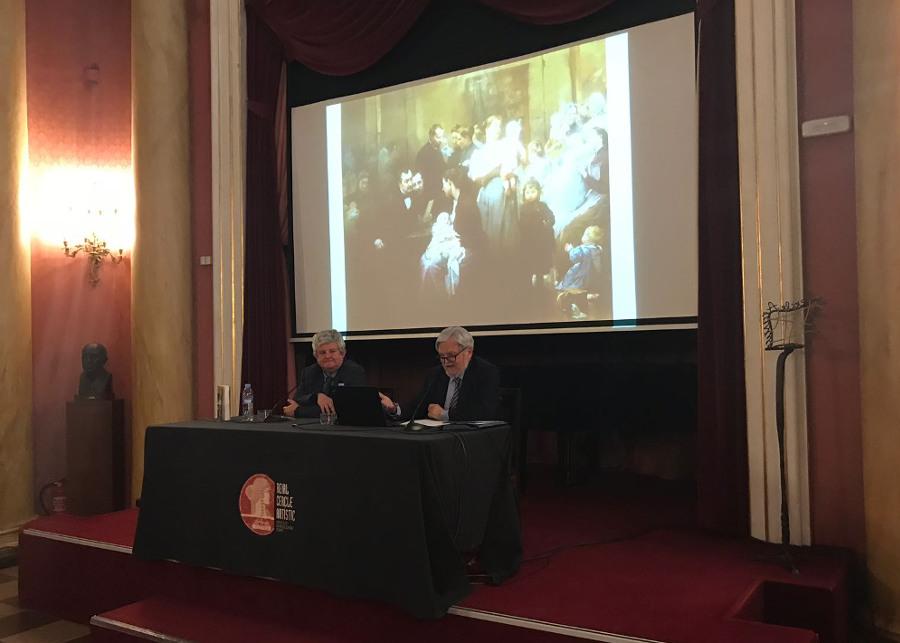 Joaquín Callabed presentación libro