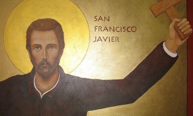 Vida i obra de Sant Francesc Xavier