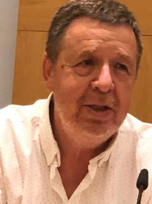 """Debate """"Tabaquismo: presente y futuro"""" Dr. Francesc Abella"""
