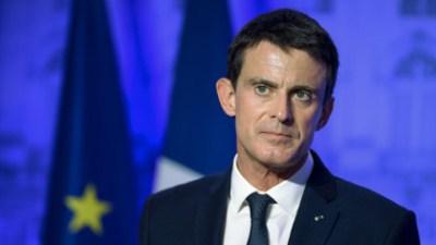 Manuel Valls. Candidato a la alcaldía de Barcelona