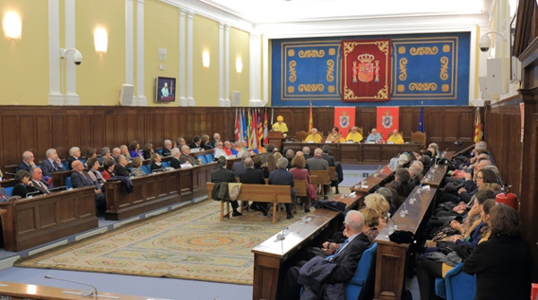 The Royal Academy of Doctors of Spain inaugurates the new academic year