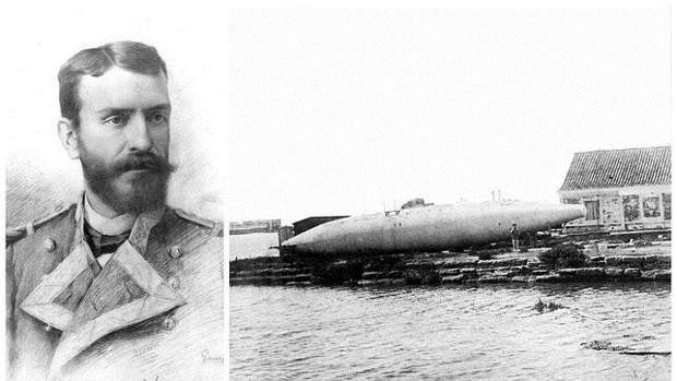 Who sank Peral's submarine?