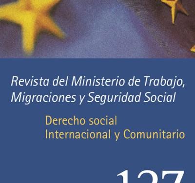 España y la Carta Social Europea