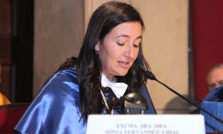 Vídeo resumen del ingreso como académica de Sònia Fernández-Vidal