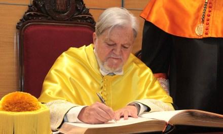 Vídeo resumen del ingreso como académico de Joaquín Callabed