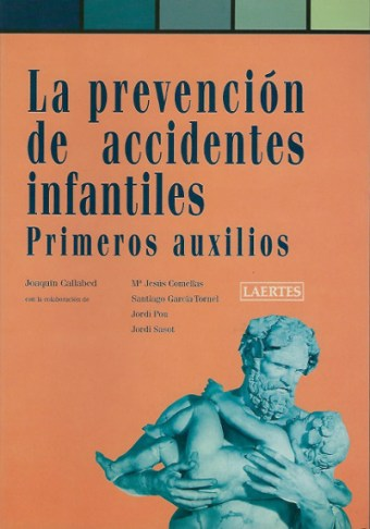 Libro de Joaquín Callabed: La Prevención de Accidentes Infantiles